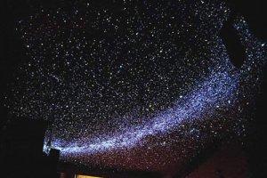 «Звездное небо» у вас дома