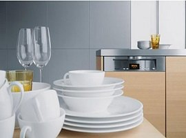 Типы профессиональных посудомоечных машин