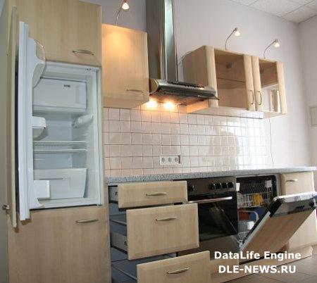 Встроенная кухня – гарнитур в новом свете.