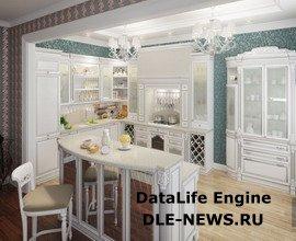 Элитные кухни – роскошь в каждой детали